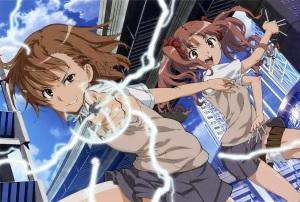 [A Certain Scientific Railgun] Mikoto and Kuroko