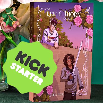 Leif & Thorn on Kickstarter