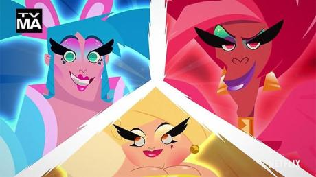 Super Drags hero splitscreen